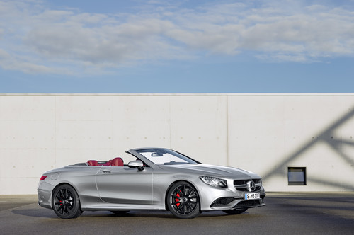 Mercedes-AMG S 63 4MATIC Cabriolet Edition 130.