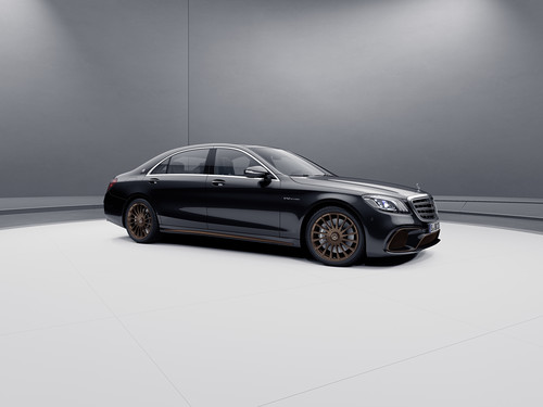 Mercedes-AMG S65 Final Edition.