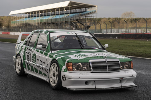 Mercedes-Benz 190 E 2.5-16 Evolution II DTM-Tourenwagen (1992).