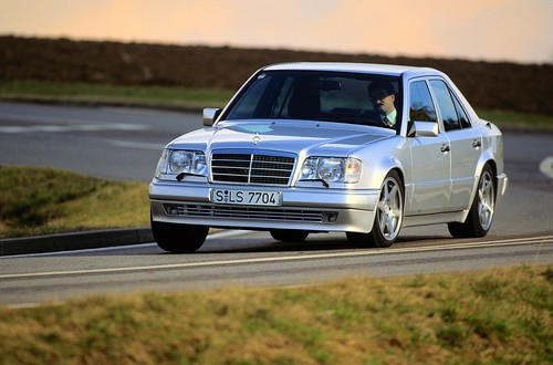 Mercedes-Benz 500 E (W124) Limited Edition, 1994.