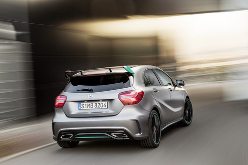 Mercedes-Benz A-Klasse Motorsport-Edition.