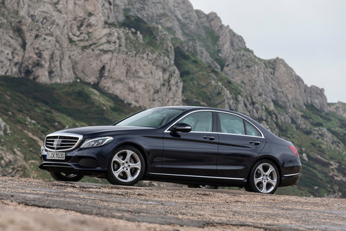 Mercedes-Benz C 220 Bluetec Executive.
