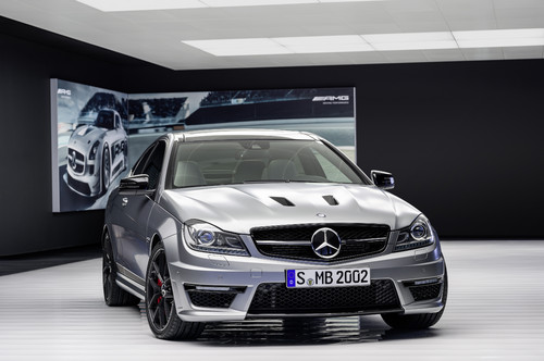 "Mercedes-Benz C 63 AMG ""Edition 507""."