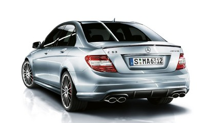 Mercedes-Benz C 63 AMG, Performance Package Plus.