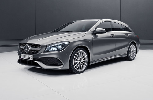 Mercedes-Benz CLA Shooting Brake Urban Style-Edition.