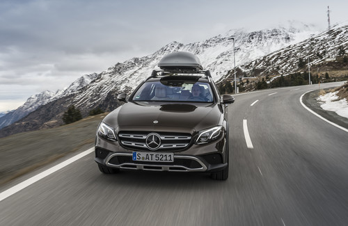 Mercedes-Benz E-Klasse All Terrain.
