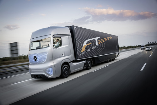 Mercedes-Benz Future Truck.