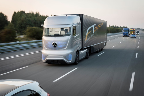 Mercedes-Benz Future Truck 2025.