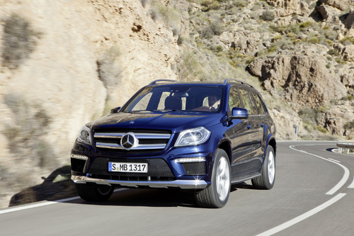 Mercedes-Benz GL 350 Blue Tec 4Matic.