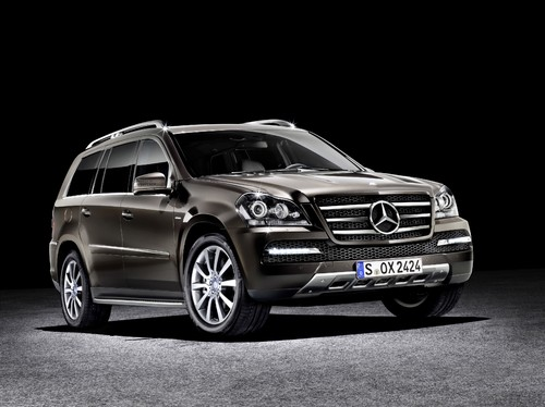 Mercedes-Benz GL-Klasse Grand Edition.