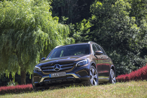 Mercedes-Benz GLC 250 4Matric.