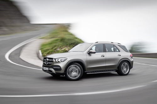 Mercedes-Benz GLE.