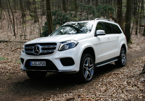 Mercedes-Benz GLS 500 4Matic.