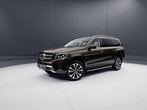Mercedes-Benz GLS Grand Edition.