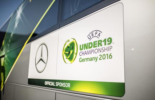 U 19 Europameisterschaft