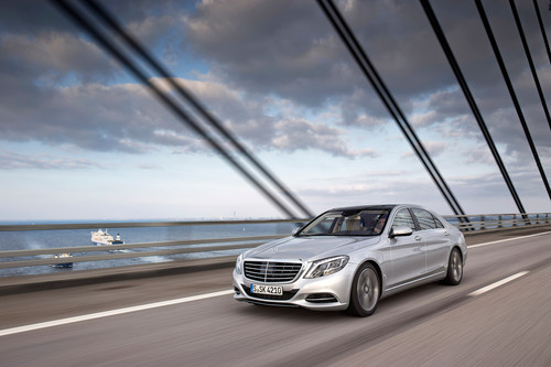 Mercedes-Benz S 500 Plug-in-Hybrid.
