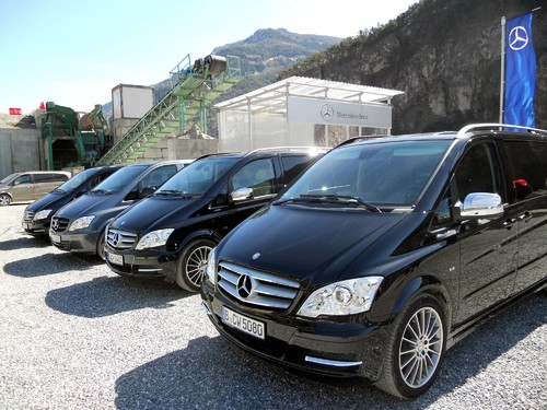 Mercedes-Benz Viano Avantgarde - Edition 125.