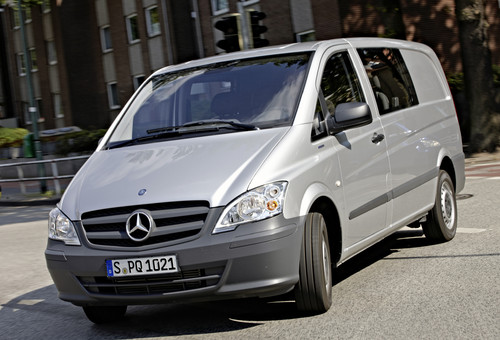 Mercedes-Benz Vito Mixto.