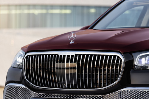 Mercedes-Maybach GLS 600 4-Matic.