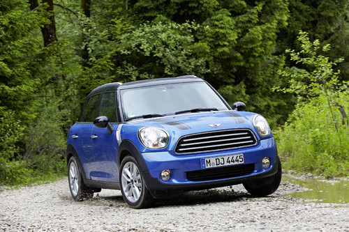Mini Cooper Countryman All4.