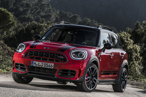 Mini JCW Countryman.