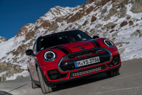 Mini John Cooper Works Clubman.