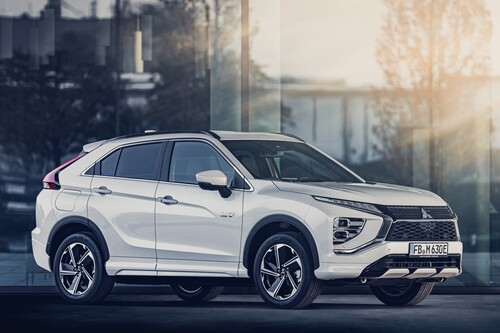 Mitsubishi Eclipse Cross Plug-in Hybrid.