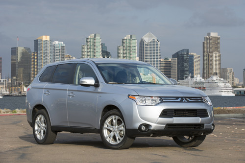 Mitsubishi Outlander (US-Version).
