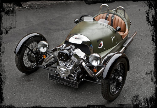 Morgan Threewheeler.