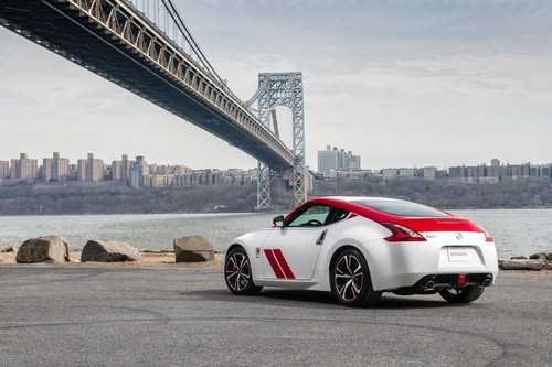 Nissan 370Z 50th Anniversary Edition.