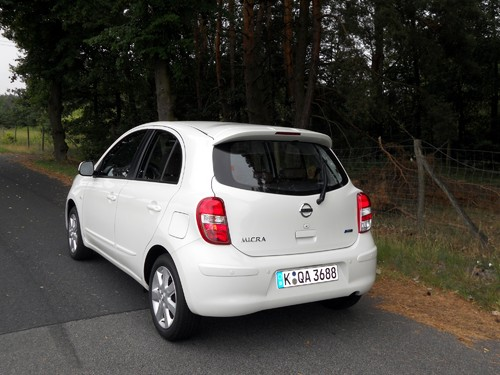 Nissan Micra DIG-S.