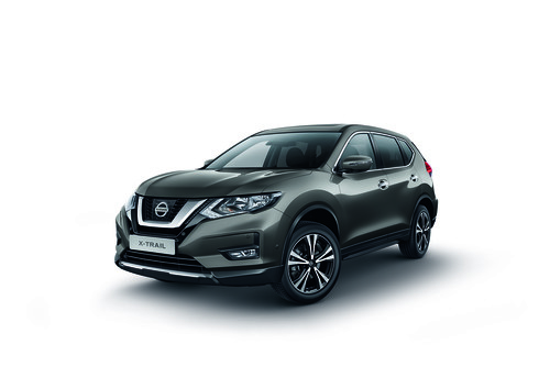 Nissan X-Trail N-Way.