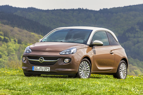 Opel Adam Tchibo Edition.
