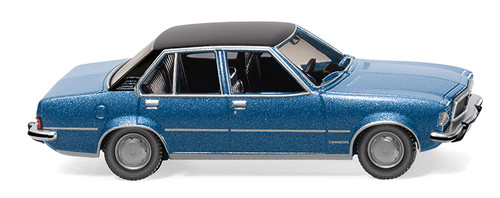 Opel Commodore B von Wiking (1:87).
