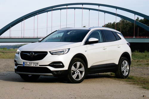 Opel Grandland X 2.0 D Innovation.