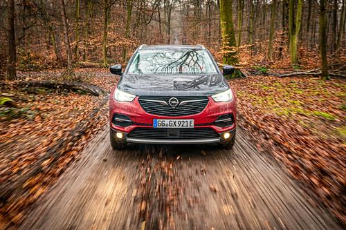 Fahrvorstellung Opel Grandland X Hybrid4
