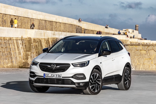 Opel Grandland X Ultimate.