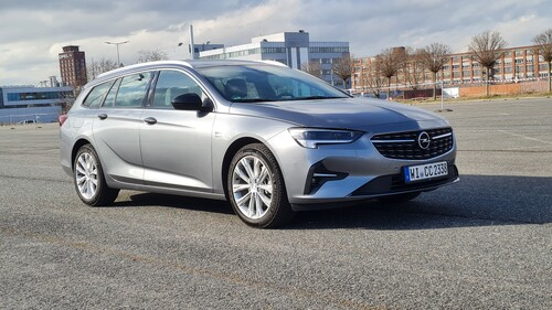 Opel Insignia Sports Tourer.