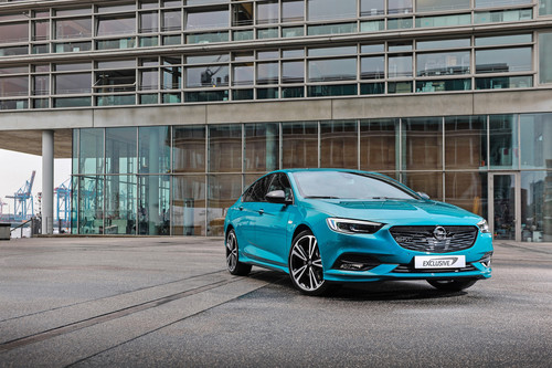 Opel Insignia Ultimate Exclusive.