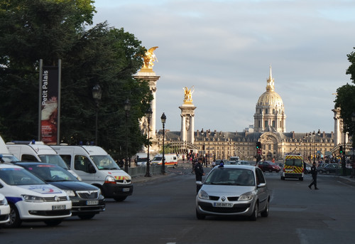 Auch Frankreich