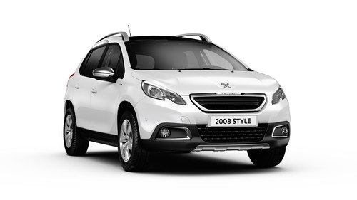 Peugeot 2008 Style.