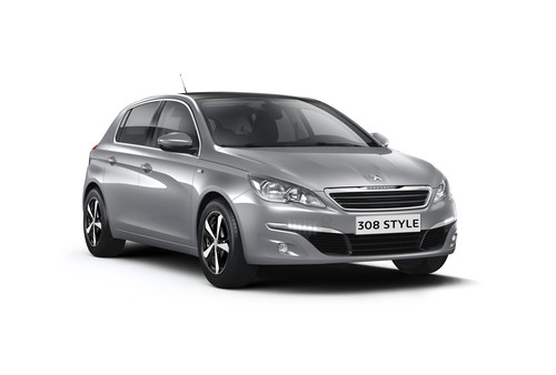 Peugeot 308 Style.