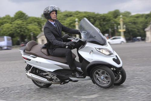 Piaggio MP3 500 Business.