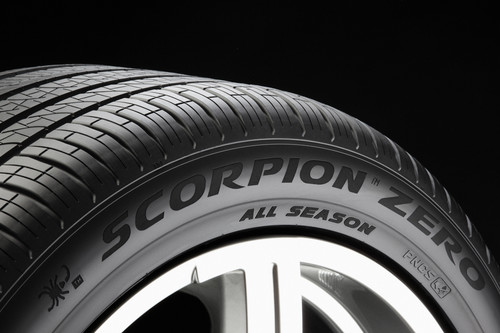Pirelli Scorpion Zero All Season.