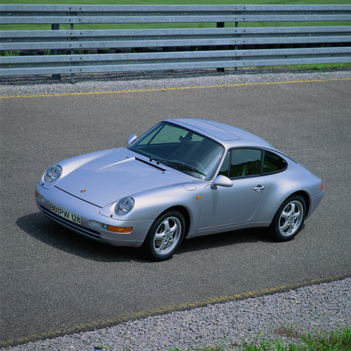 Porsche 911 Carrera Coupé (1993–1998).
