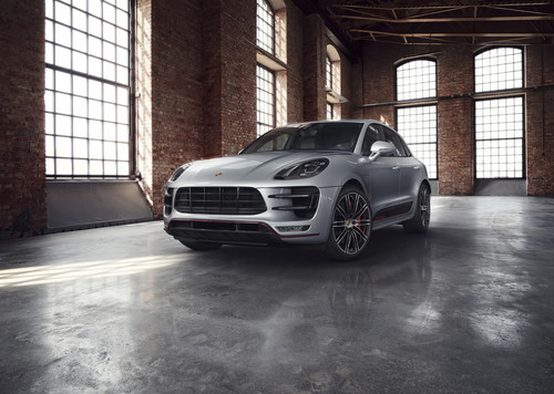 Porsche Macan Turbo Exclusive Performance Edition.