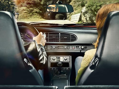 Vernetzung für den Ur-Elfer: Nachrüst-Infotainment bei Porsche