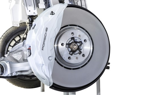 Porsche Surface Coated Brake (PSCB).
