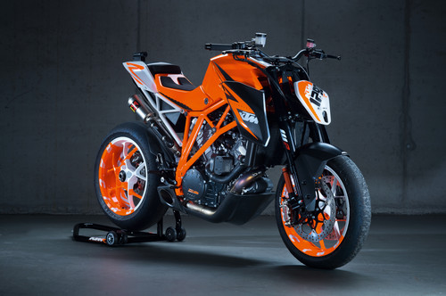 Prototyp: KTM 1290 Super Duke R.