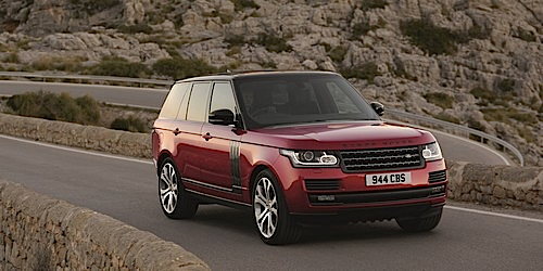 Rang Rover SV Autobiography Dynamic.
